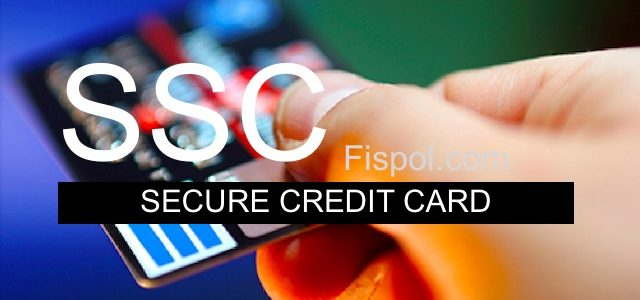 KARTU SCC SECURE CREDIT CARD