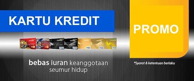 Promo kartu kredit belanja