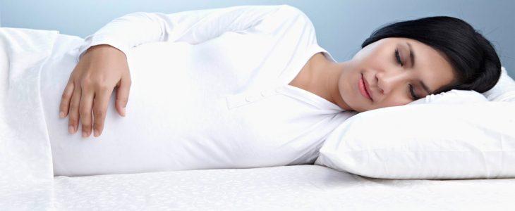 mengatasi ibu hamil susah tidur